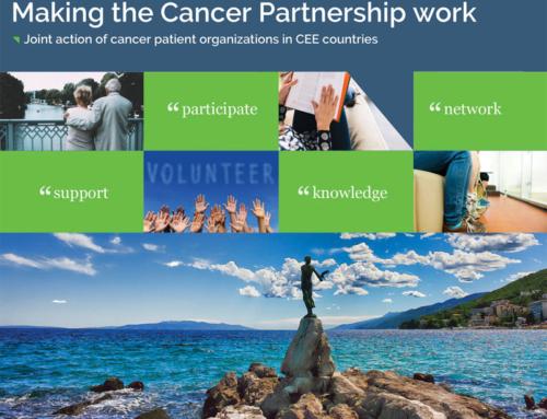 Združena akcija udruga onkoloških pacijenata u regiji središnje i istočne Europe